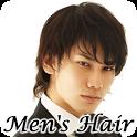 メンズヘアーカタログ2013 日本人男性 メンズヘアモデル icon