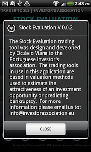 Stock Market Trading Tools- screenshot thumbnail