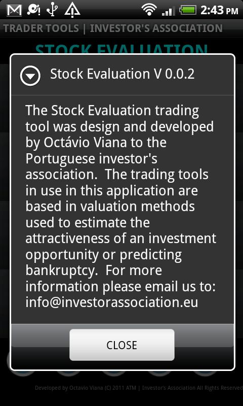 Stock Market Trading Tools- screenshot