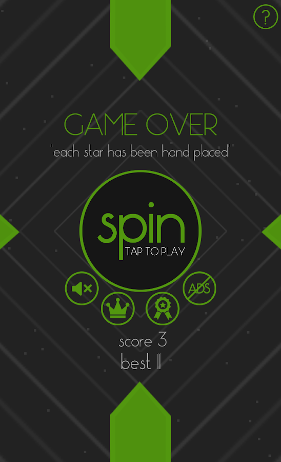 Spin- screenshot