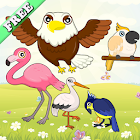 Birds Match Games for Toddlers icon