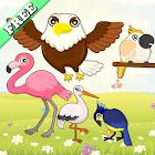 Las Aves y Juegos para niños icon