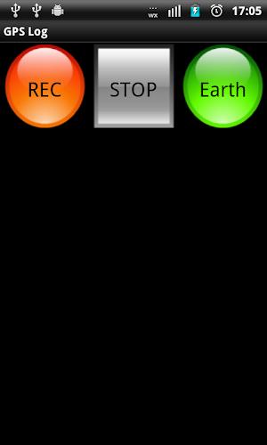 Simple GPS Log 1.0   app screenshot