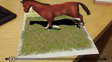 Screenshot of Horse AR