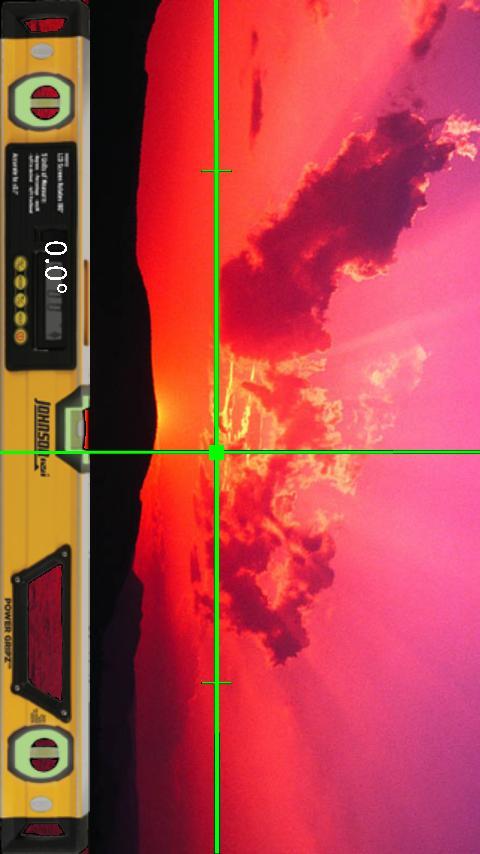 Johnson Visual Level- screenshot