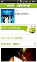 Screenshot of Papa Appelsap