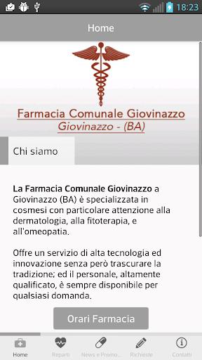 Farmacia Comunale Giovinazzo