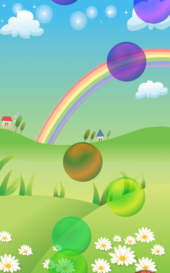 Baby Bubble Pop- screenshot