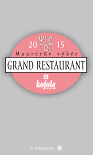 Maurerův Výběr Grand Rest.- screenshot thumbnail