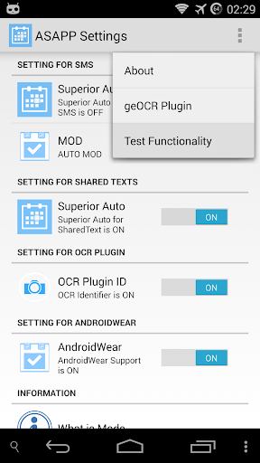Auto Set Appointment [ASAPP]