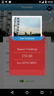 Barclays Pingit - screenshot thumbnail