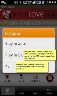 KPOP RADIO (KPOPLOVE.COM)- screenshot thumbnail