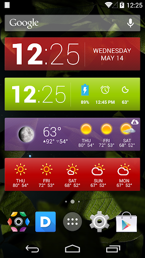 Colourform for HD Widgets