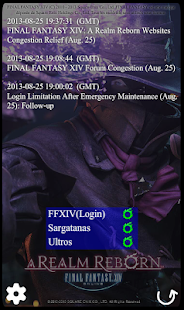 FFXIV Information