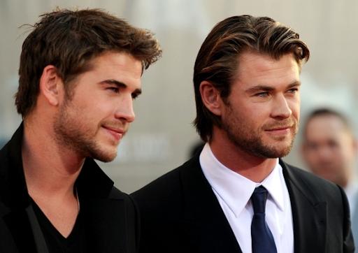 Hemsworth Brother Celebrity Ap