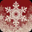 Snowflake Christmas Live Wall