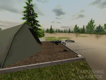 Carp Fishing Simulator - screenshot thumbnail