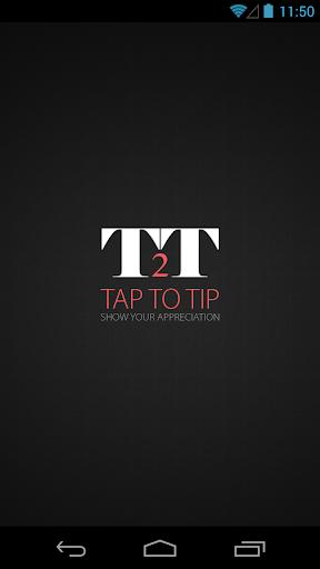 Tap2Tip Service Provider