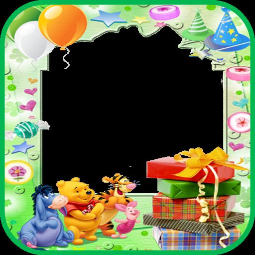 誕生日フォトフレーム 攝影 App LOGO-硬是要APP