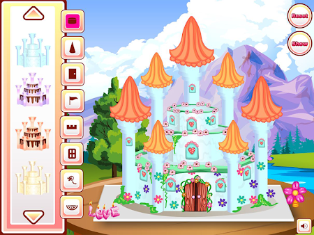 Princess Castle Cake Cooking 3.0.1 screenshot 525265