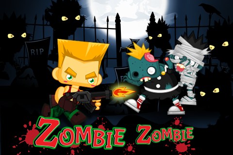 Fighter King VS Hungry Zombie
