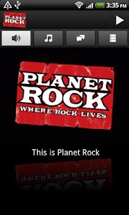 Planet Rock - screenshot thumbnail