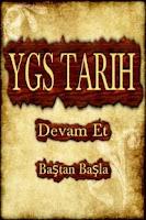 Screenshot of Ygs Tarih