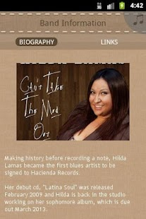 Hilda Lamas - screenshot thumbnail