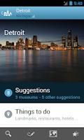 Screenshot of Michigan Guide by Triposo