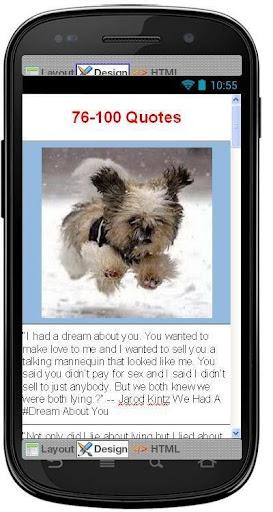 【免費社交App】Best Lie Quotes-APP點子