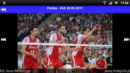 VolleyLife.pl - screenshot thumbnail