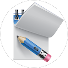 Notebook With Categories icon