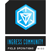 Ingress Portal Map