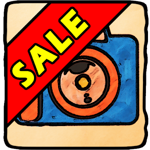 Cartoon Camera Pro Icon