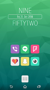 Flatastico - Icon Pack - screenshot thumbnail