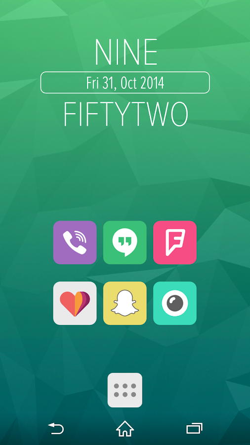 Flatastico - Icon Pack- screenshot