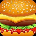 Burger Sandwich Dash -Fastfood icon