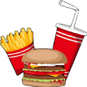 Fast Food Calorie Watchers icon