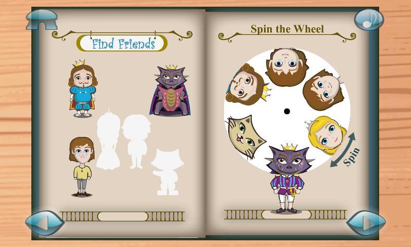 Puss in Boots : 3D Pop-up Book screenshot #6