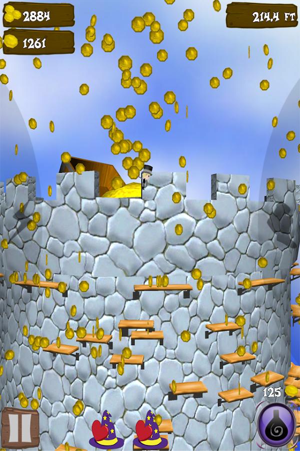 Saving Magic - screenshot