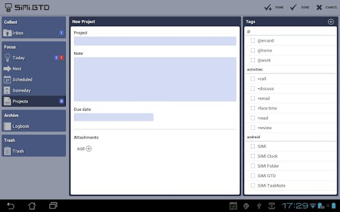 SiMi GTD- screenshot thumbnail