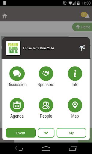 Forum Terra Italia 2014