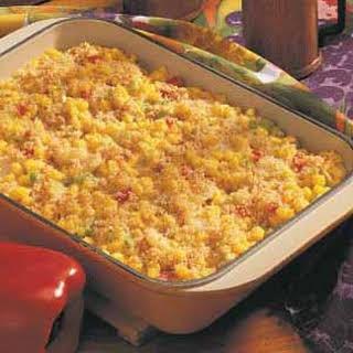 Creamy Corn Casserole.
