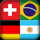 Logo Quiz: Flags Edition icon