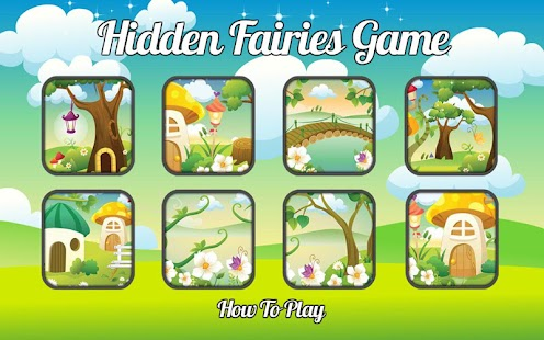 Fairies Hidden Objects Nexus 7 - screenshot thumbnail