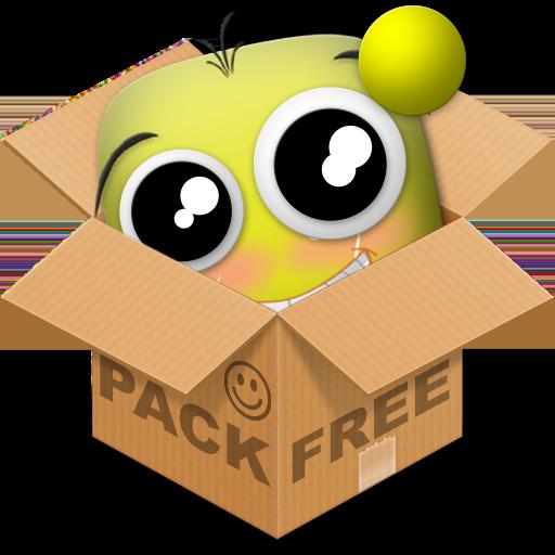 Emoticon pack, Star-eared Cat LOGO-APP點子