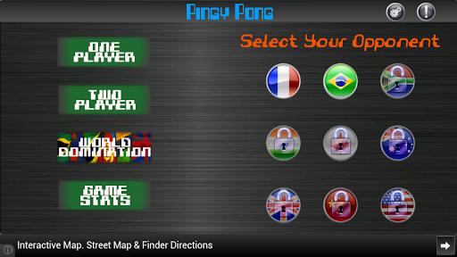 【免費街機App】Pingy Pong (Ping Pong Classic)-APP點子