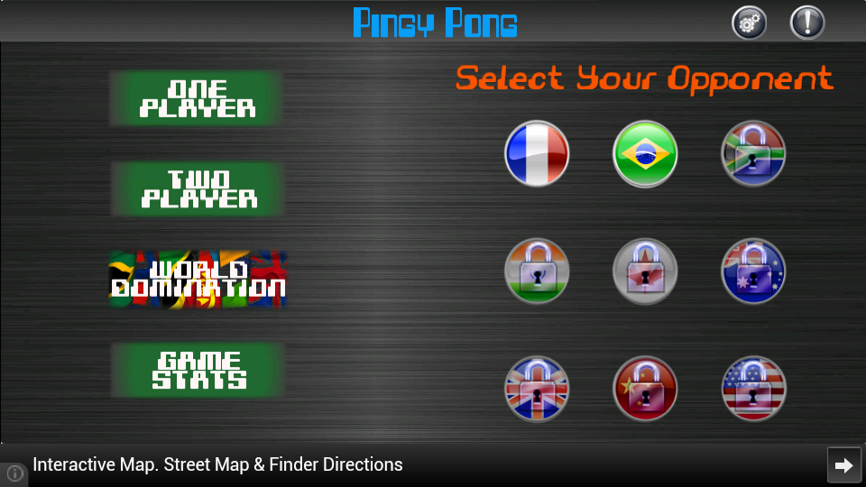 Pingy Pong (Ping Pong Classic)- screenshot