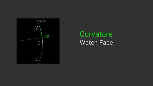 Curvature Watch Face