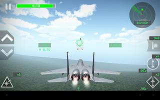 Screenshot of Strike Fighters